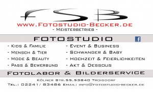 Logo Fotostudio Becker