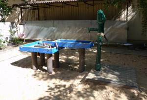 Bild Westfalia Wasserspielanlage